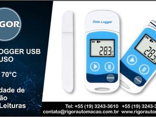DATALOGGER USB – MULTI USO -30°C A 70°C
