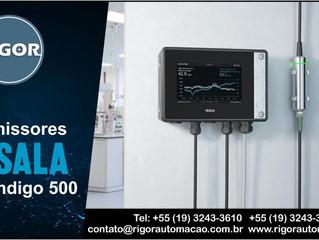 Transmissores Vaisala Série Indigo 500