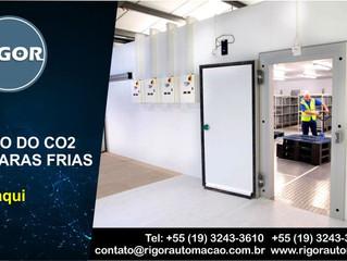 O PERIGO DO CO2 EM CÂMARAS FRIAS
