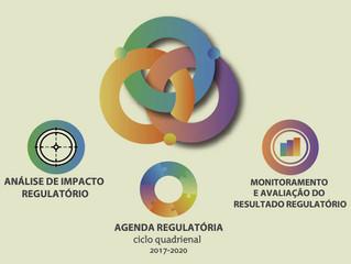 Publicados vídeos explicativos das Diretrizes Gerais e Guia para elaboração de Análise de Impacto Re