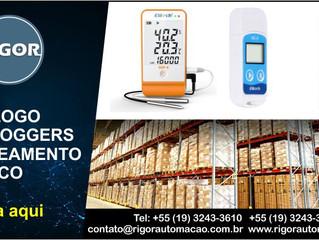 CATÁLOGO DATALOGGERS  + MAPEAMENTO TÉRMICO