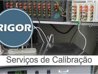 Serviços de Calibração de Instrumentos de Medição