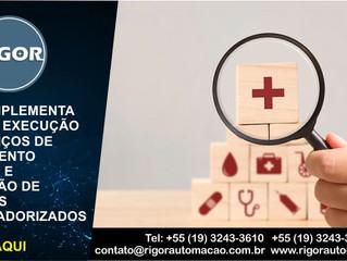 RIGOR IMPLEMENTA FMEA NA EXECUÇÃO DE SERVIÇOS DE  MAPEAMENTO TÉRMICO E  VALIDAÇÃO DE SISTEMAS  COMPU