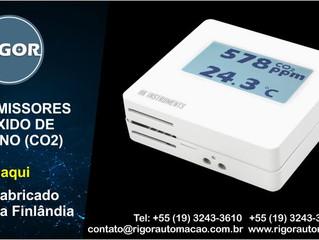 TRANSMISSORES DE DIÓXIDO DE  CARBONO (CO2)