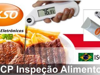 HACCP - Inspeção em Alimentos