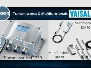 VAISALA - Transmissores & Multifuncionais de Ponta