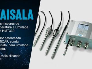 Transmissores de  Temperatura e Umidade Série HMT330