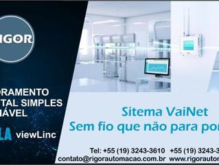 MONITORAMENTO AMBIENTAL SIMPLES  & CONFIÁVEL