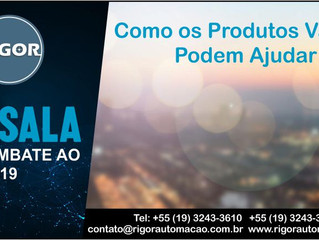 VAISALA NO COMBATE AO COVID-19