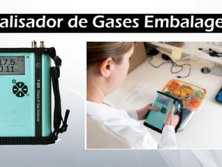 Analisador de Gases O2/CO2 para Embalagens e Ambientes com Atmosfera Modificada - F920