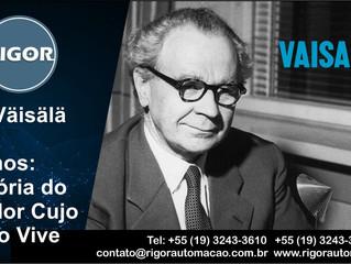 Vilho Väisälä 130 Anos: A História do  Inovador Cujo Legado Vive