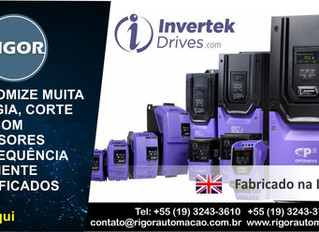 ECONOMIZE MUITA ENERGIA, CORTE CO 2 COM INVERSORES DE FREQUÊNCIA ALTAMENTE QUALIFICADOS