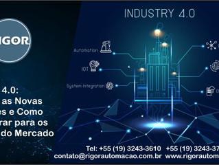 Indústria 4.0: Conheça as Novas Profissões e Como se Preparar para os Desafios do Mercado