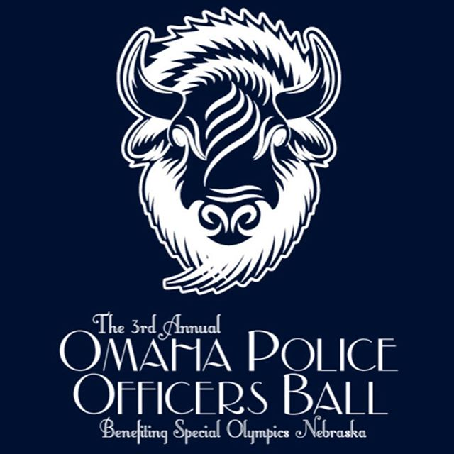 2016 Omaha Police Officers Ball logo