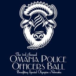 2016 Omaha Police Officers Ball logo