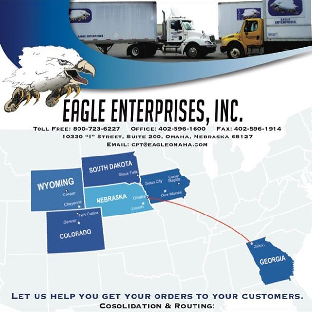 Eagle Enterprises Marketing Material