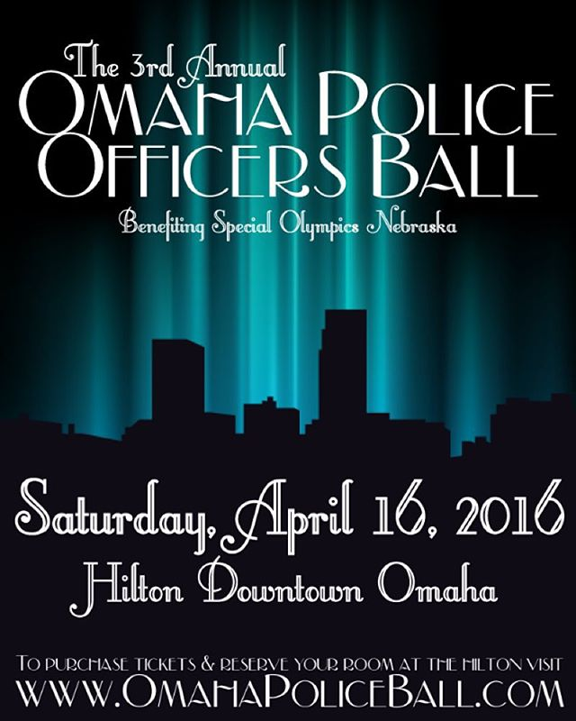 2016 Omaha Police Officers Ball