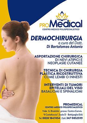 PROMEDICAL DERMOCHIRURGIA volantino_page