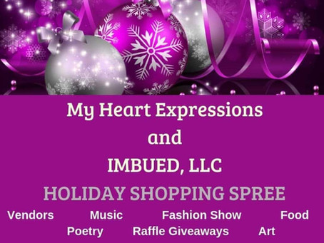 Holiday Shopping Spree & Live Entertainment