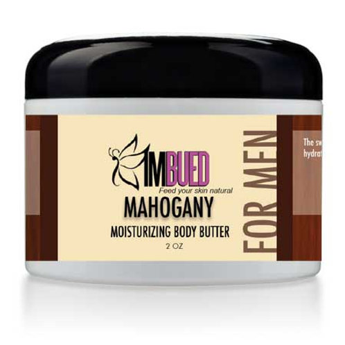 Mahogany Moisturizing Butter for Men