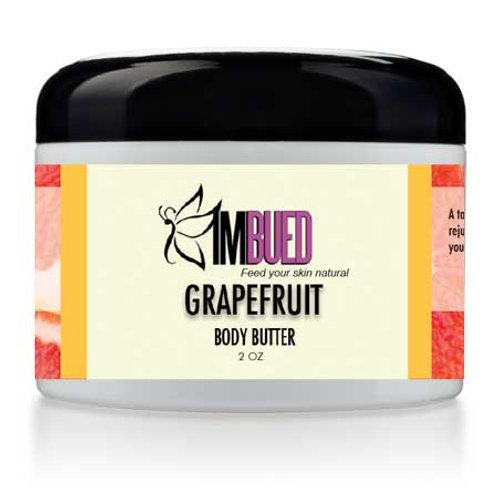 Grapefruit Body Butter (2oz/$42)(4oz/$72)