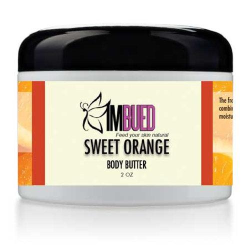 Sweet Orange Body Butter
