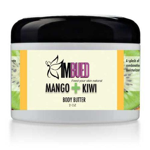 Mango Kiwi Body Butter (2oz/$42)(4oz/$72)