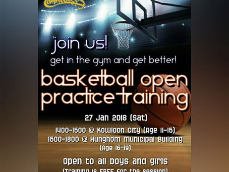 Open Practice Training