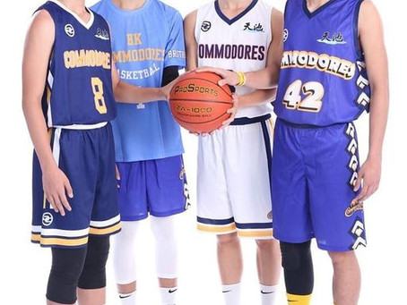 Brand new thread: Commodores City Edition Jersey