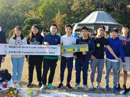 Build & Wish Voluntary Team