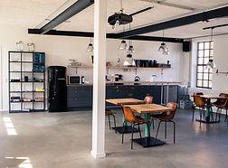 Cafe område