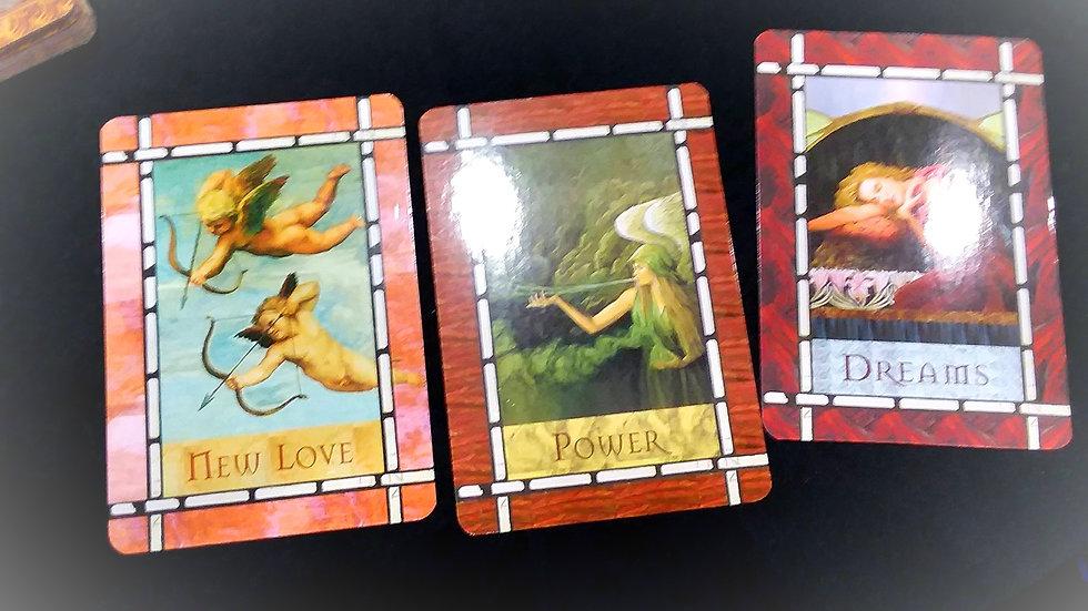 3 card mini reading