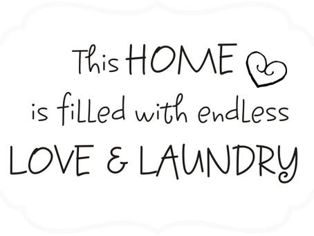 Tackling the Laundry Beast