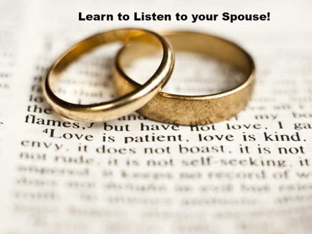 Improve Your Marriage One Conversation at a Time