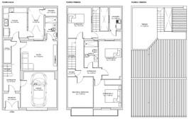 Reforma de vivienda unifamiliar