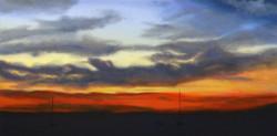 Sunset, Cozumel