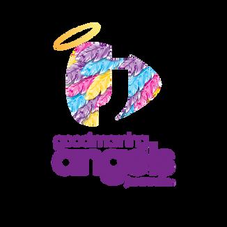Alicia van Zyl_Jacaranda Branding_Good Morning Angels Logo