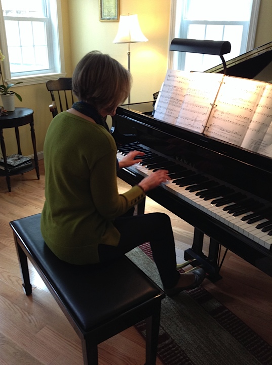 March 2014 Studio Piano Social