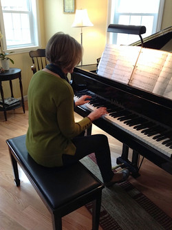 March 2014 Studio Piano Social