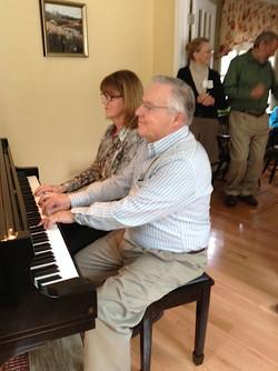 March 2014 Piano Social