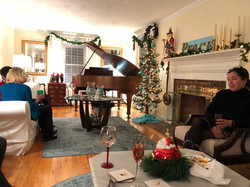 Dec 2017 Holiday Piano Party Plymouth