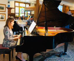 Piano Night at the Belfry 2019