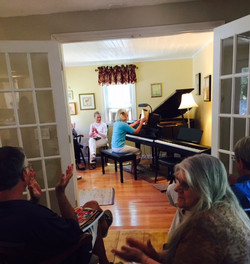 June 2016 Piano Party