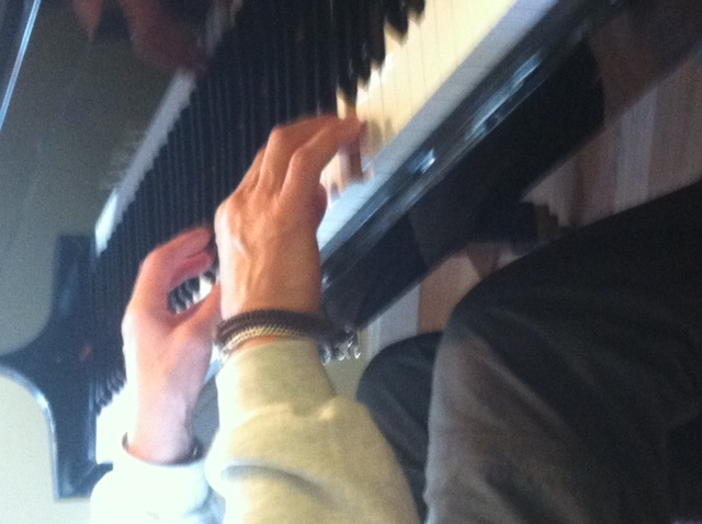 Nov 2014 Piano Lesson