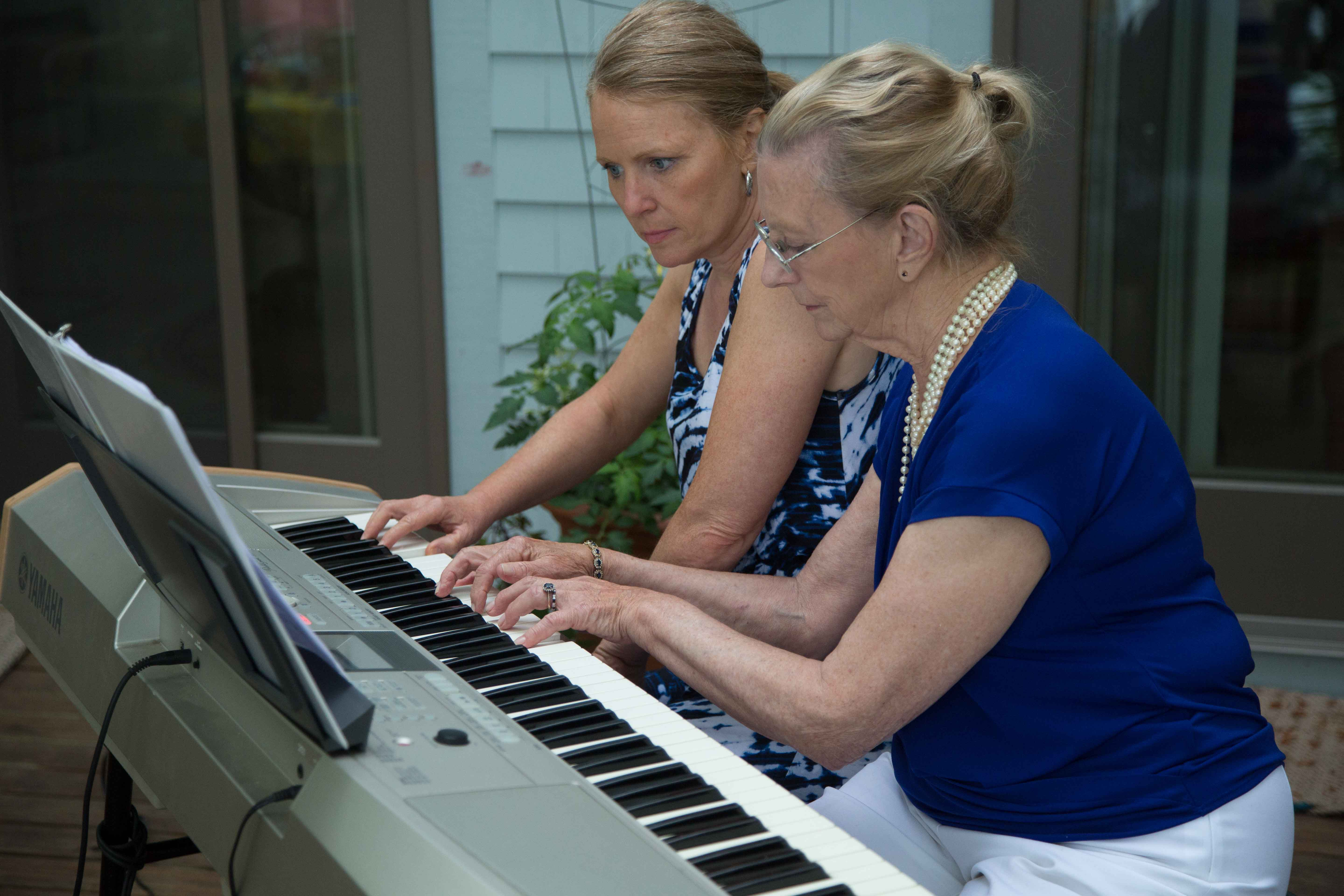 New Seabury 2014 Piano Party