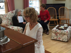 Sept 2017 Piano Party Chatham MA