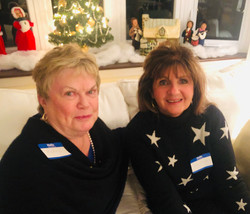 piano party dec 2019 kathryn and christi