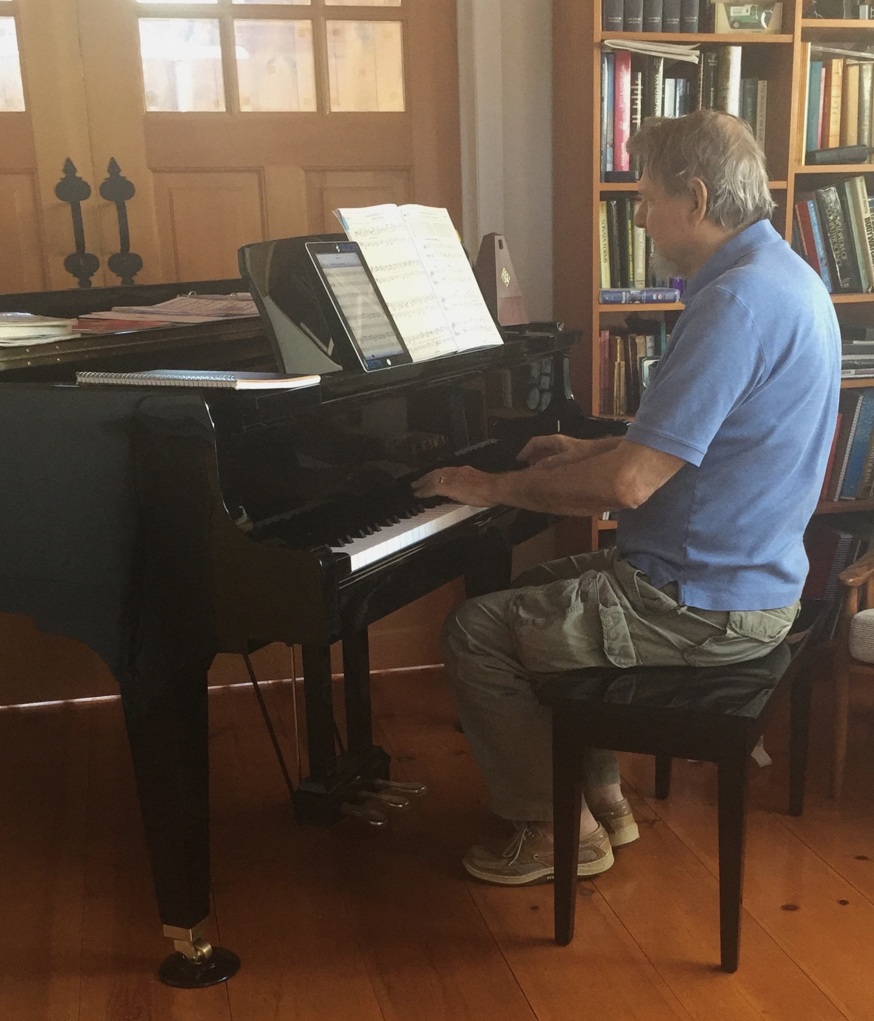 2018 Keith's New Piano, Eastham, MA Cape Cod