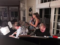 Aug 2015 Mashpee Piano Party