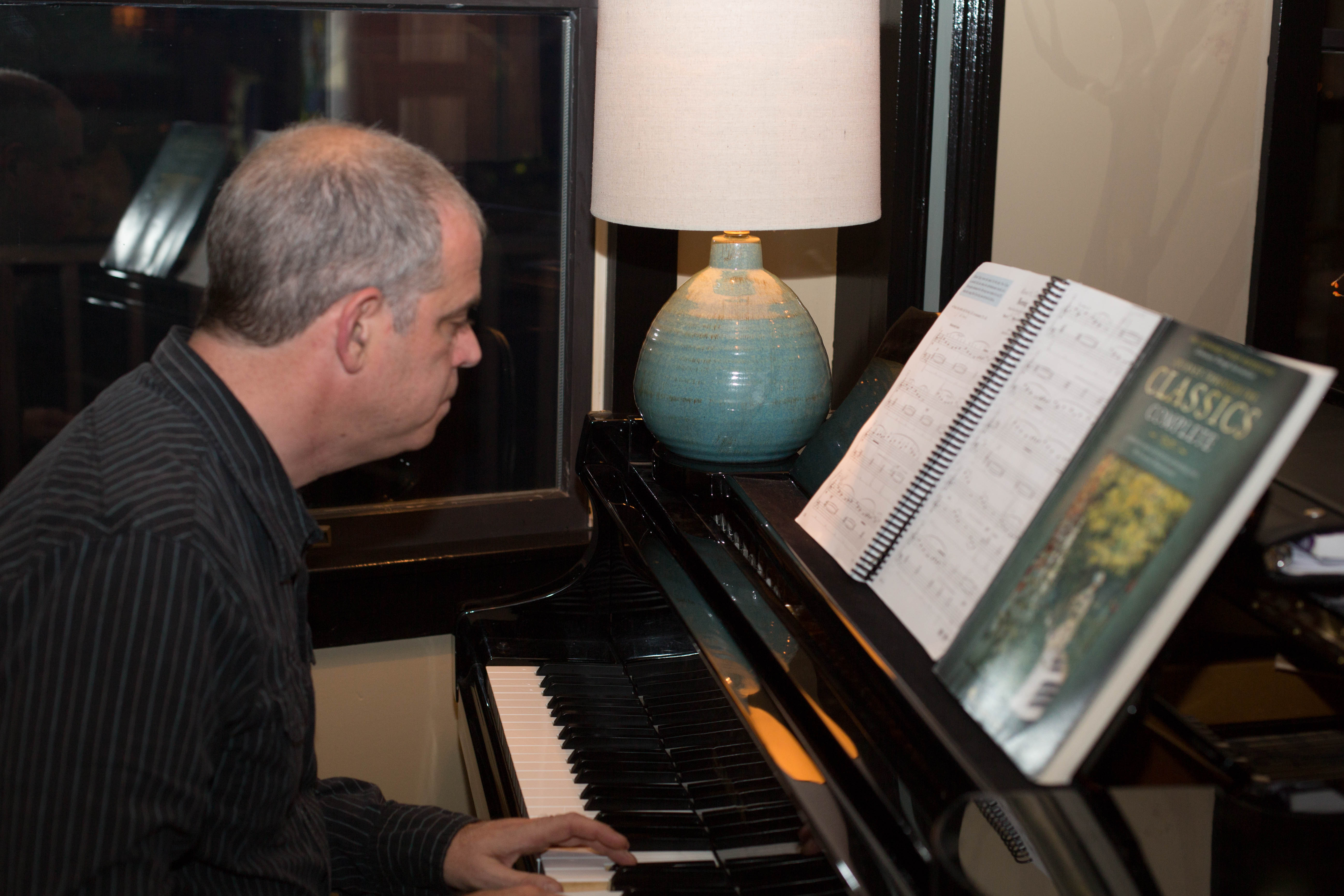 Oct 2014 Piano Party